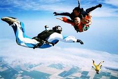 Barletta, ecco il programma del raduno nazionale di paracadutismo