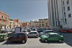 Parcheggio di Piazza Plebiscito nelle mani dei trogloditi