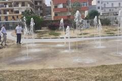 Parco Pietro Paolo Mennea danneggiato da atti vandalici