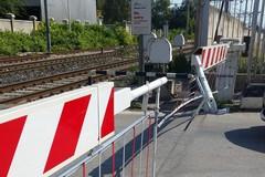 Ferrovia Bari-Barletta, sistemi di protezione sui passaggi a livello