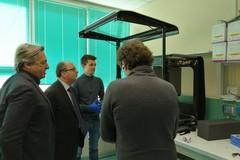 Coronavirus, a Barletta un'apparecchiatura per eseguire l'analisi del tampone