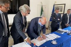 Il viceministro Crimi a Barletta per firmare i patti sulla sicurezza urbana