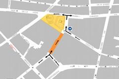 Chiusura al traffico di piazza Caduti, presto la nuova segnaletica