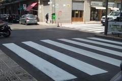 Nuove aree di sosta in Piazza Federico di Svevia, parte la segnaletica