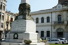 Com'era il Monumento ai Caduti nel 1928?