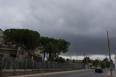 Cambia il tempo a Barletta, temporali in arrivo