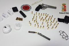 """""""Alto impatto"""", cocaina e pistole a Parco degli Ulivi"""