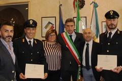 Encomio del sindaco al personale del Commissariato di Barletta