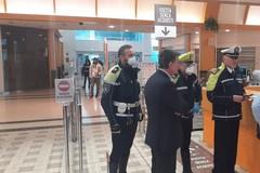 COVID-19, la Polizia locale prosegue i controlli su Barletta