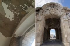 Erbacce e degrado, «Porta Marina ha bisogno di manutenzione»