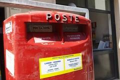 Tentata rapina alle Poste di via Canosa