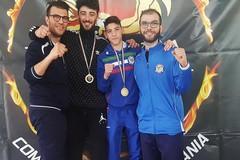 Kick boxing, due ori ed un bronzo nazionale per la Federico II di Barletta