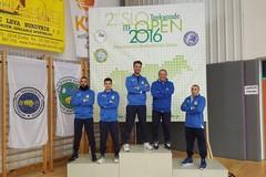Il barlettano Cafagna conquista il podio di taekwondo in Slovenia