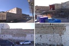 Degrado continuo in via Mura del Carmine: tutte le foto