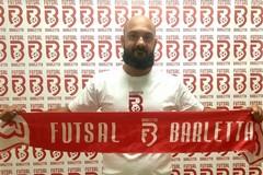 Daniele Riefolo è il nuovo portiere del Futsal Barletta