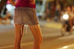 Processione in centro, prostituzione in via Callano