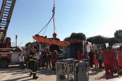 Settimana nazionale della Protezione Civile, simulazioni di salvataggio al Castello