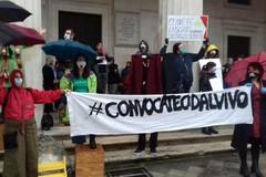 """""""Convocateci dal vivo"""", anche Barletta presente alla mobilitazione"""