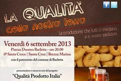 """""""Qualità prodotto Italia"""", la presentazione in diretta"""