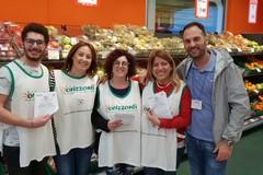 Raccolta alimentare, a Barletta donati 1422 kg di cibo