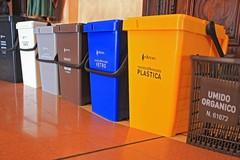 A Barletta sale la percentuale di raccolta differenziata con le attività produttive chiuse
