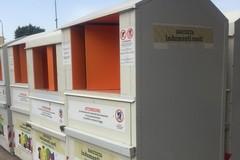 Raccolta indumenti usati a Barletta , a settembre i nuovi contenitori