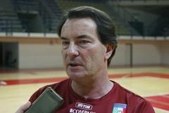 Ct Albani «Bilancio positivo per lo stage, qui a Barletta lavoriamo per il futuro»