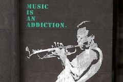 """Like a drug"": Rizek rende omaggio al genio del jazz Miles Davis"