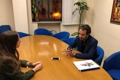 Dignità per i barlettani e più spazio allo sport, intervista a Riccardo Memeo