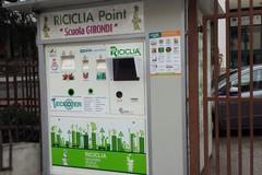 """Alla scuola """"Girondi"""" arriva il """"Riciclia Point"""" per la corretta gestione dei rifiuti"""