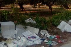 Tra buche e immondizia nella periferia di Barletta, la denuncia di Carlo Leone