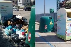 Ripulita area sporca a Levante, «servono sanzioni per i cittadini incivili»