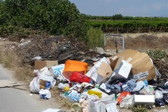 Allarme di Coldiretti, la Puglia è una discarica a cielo aperto