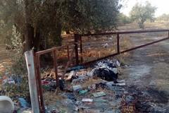 Emergenza rifiuti, la periferia di Barletta è fuori controllo