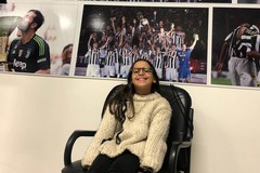 Roberta di Barletta scende in campo allo Juventus Stadium
