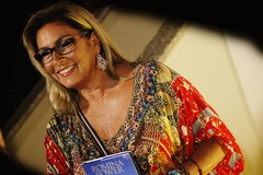 Romina Power incanta Barletta, tra emozioni e musica