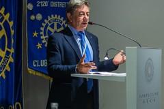 Insieme contro il virus, il Rotary dona 5000 euro per mascherine