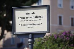 """""""Il sindaco della gente"""", il ricordo di Francesco Salerno al castello di Barletta"""