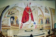 """Finalmente completo il mosaico della Parrocchia """"San Paolo Apostolo"""""""