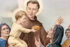 Sant'Antonio da Padova, il Buon Pastore festeggia il suo protettore