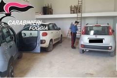 Furti d'auto, a Cerignola ritrovata una Panda rubata a Barletta