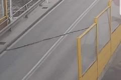 """Ponte di via Canosa, """"non è a rischio crollo"""""""