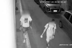 Sottopasso di via Milano, i vandali lasciano gli stessi segni in via Napoli