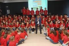 """Festa dell'Accoglienza, il sindaco di Barletta incontra l'istituto """"Giovanni Paolo II"""""""