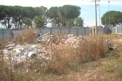 Gestione di rifiuti non autorizzata, sotto sequestro area in via Vecchia Minervino a Barletta