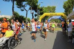 """""""Io cammino e corro per voi"""": disabili e spingitori gareggiano per beneficenza"""
