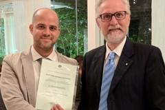 Premiato il ricercatore barlettano Fabio Santeramo