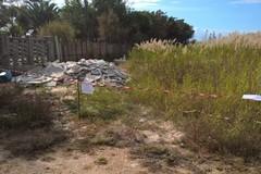Lapidi come rifiuti, sequestrata l'area dell'abbandono a Barletta