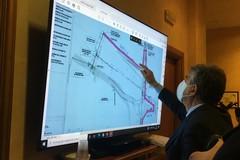 Cantiere di via Andria fermo, Cannito spiega il perché