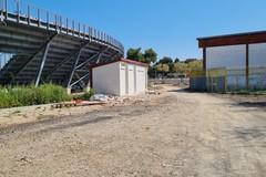 Lavori stadio Puttilli di Barletta, il sopralluogo dei rappresentanti del Coni